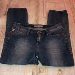 Rock & Republic Hamburg Crop Jeans